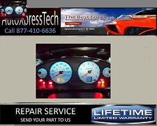 1997 to 2001 NISSAN MAXIMA INSTRUMENT CLUSTER REPAIR SERVICE Speedometer BEST