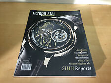 Magazine WATCHES INTERNATIONAL 2004 - Richard Mille Special - English