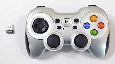 Logitech F710 2.4 ghz Wireless USB Gamepad PC Controller * Includes Receiver *