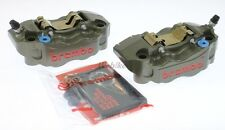 brembo CNC Radial Mount Brake Caliper Kit P4 30/34 108mm Left & Right Set