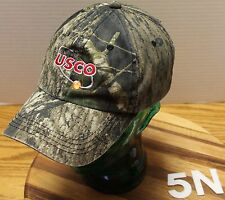 USCO VIRTUAL ENGINEERING HAT SPACE HUBBEL CAMO ADJUSTABLE VERY GOOD CONDITION