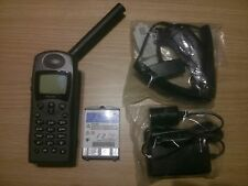 Iridium 9505 Satellite Phone bundled with battery and chargers