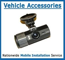 Park Safe Full HD Dual Facing Dash Camera - SW012