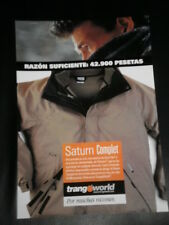 TRANG WORLD CLOTHING VETEMENTS ROPA-AD PUBLICITE ANUNCIO- SPANISH - 0934