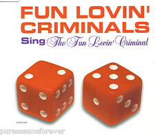 FUN LOVIN' CRIMINALS - The Fun Lovin' Criminal (UK 4 Trk CD Single)