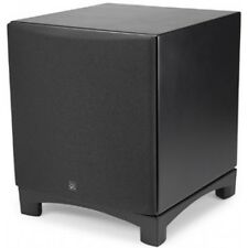"MartinLogan Dynamo 1000w front/down-firing 12""/500 watt wireless Sub $1000 list"