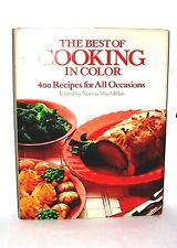 The Best of Cooking in Color Edited by Norma MacMillan.