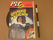 BD PIF GADGET AVEC GADGET  N 395 MAGIE LA BAGUETTE MAGIQUE a