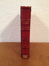 1927 Oeuvres Completes De Gustave Flaubert Correspondence Nouvlle Edition