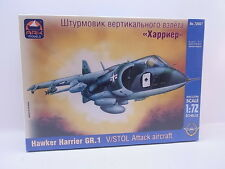 LOT 39894 | ARK Models 72027 Hawker Harrier Gr.1 V/STOL 1:72 Bausatz NEU in OVP