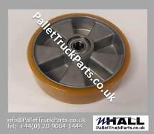 200/50 - polyuréthane pu orienter roues pour palette/pompe camion (D20mm roulements)