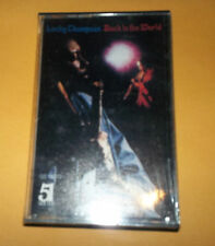 LUCKY THOMPSON   Back To The World   Cassette Sealed