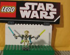 "STAR WARS LEGO MINI FIGURE--MINI FIG--"" GENERAL GRIEVOUS ---9515  """
