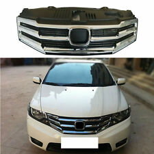 Front Grill Grille Chrome For Honda City 2012-2014 High Quality Auto Parts