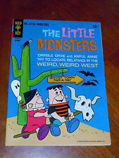 THE LITTLE MONSTERS #6 (GOLD KEY 1966) NM- cond. (9.2) FILE COPY High Grade!!