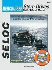 Mercruiser Stern Drives, 2001-2013 by Seloc Publications Staff (2006, Paperback)