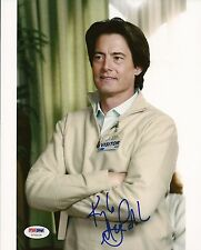 Kyle MacLachlan Signed Desperate Housewives 8x10 Photo PSA/DNA COA Auto Picture