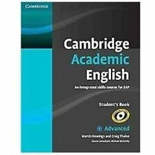 Cambridge Academic English C1 Advanced Student's Book: An Integrated Skills Cour