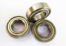10pcs new stainless steel Ball Bearing sealed S6203 17*40*12mm SS 6203ZZ