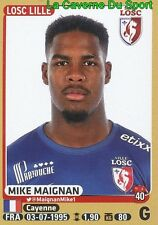 146 MIKE MAIGNAN # LILLE.OSC LOSC PSG STICKER PANINI FOOT 2016