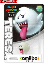 Teresa Boo Amiibo Nintendo Super Mario Wii U & New 3DS Japan