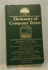 Dictionary of Computer Terms - Second Edition - Barron's Business Guides