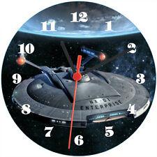 Clock-549 Star Trek Enterprise Wall Clock Cool Design Display