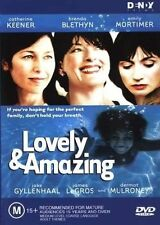 Lovely And Amazing (DVD, 2003)**R4**Like New**