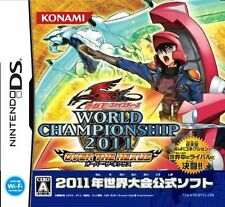 Used Nintendo DS Yu-Gi-Oh! 5D's World Championship 2011: Over the Nexus