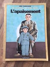 Livre JIRO TANIGUCHI:   LE JOURNAL DE MON PERE - L APAISEMENT -