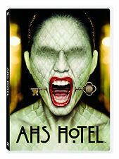 American Horror Story Hotel DVD The Complete Series brand new sealed