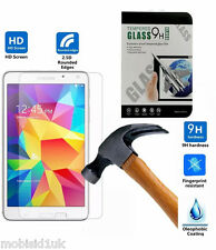 100% autentico in vetro temperato Screen protector per Galaxy Tab 4 T230, T231, T235