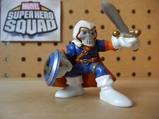 Marvel Super Hero Squad TASKMASTER (Avengers Villain) Task Master from Wave 20