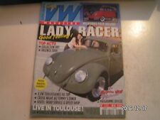 **d Super VW Magazine n°177 Lady Racer / Cox modèle 67 / Collection BBT