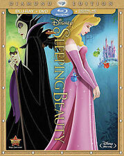 Sleeping Beauty: Diamond Edition (Blu-ray Disc Only) No DVD or Digital