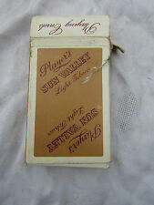 VINTAGE PLAYERS SUN VALLEY PLAYING CARDS