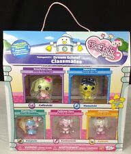 NEW Bandai Tamagotchi Friends Dream School Classmates 5 Collectible Figure Set