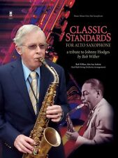 Classic Standards for Alto Saxophone A Tribute to Johnny Hodges Music  000131389