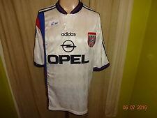 """FC Bayern München Original Adidas UEFA-CUP SIEGER Trikot 1996 """"OPEL"""" Gr.XL"""