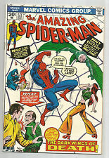"AMAZING SPIDER-MAN (v1) #127: Bronze Age Grade 9.0 Classic ""The Wings of Death""!"