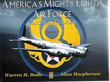 America's Mighty Eighth Air Force, Conception to D-Day, V. 1, Bodie & Macpherson