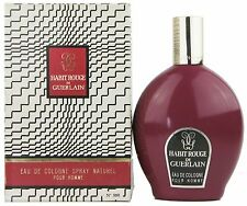 (296,57EUR/100ML) 118ML VINTAGE GUERLAIN - HABIT ROUGE EAU DE COLOGNE SPRAY NEU