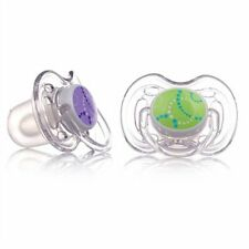 AVENT ORTHODONTIC  SOOTHERS 0-6MONTHS