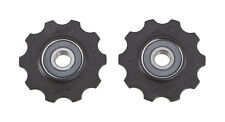 BBB RollerBoys Ceramic Jockey Wheels Gear Pulleys 10T Black - BDP-11
