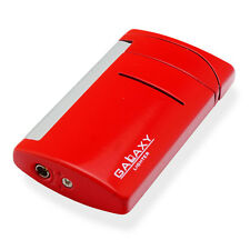 Galaxy Mini Jet Minijet Turbo Flame Red Cigarette Lighter New Gift Boxed