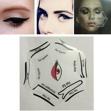 6 in1 Eyeliner Stencil Template Cat Eye - Fish Tail - Double Wing- make up tool!