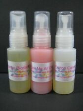 1 oz COTTON CANDY Hair Perfume Body Spray Mist Ladies One Bottle