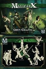 Wyrd Malifaux The Resurrectionists BNIB Nicodem - Open Graves