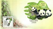 Malaysia 2016 Seven Wonders of Flora & Fauna ~ MS-FDC Type B