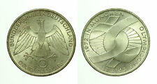 pcc1516_2) Germany Deutsches 10 mark 1972 J Olympische Munchen